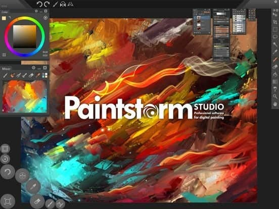 Paintstorm Studio Crack Mac
