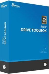 Stellar Drive ToolBox Cover