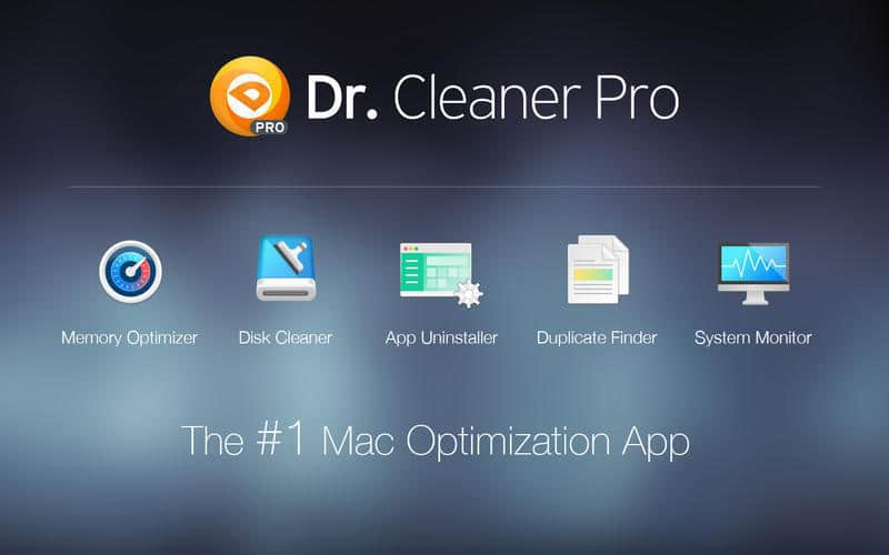 Dr. Cleaner Pro 1.3.3 For MAC Cracked Full Version [Latest]