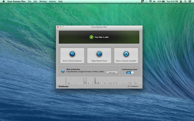 Virus Scanner Plus 3.11 macOS Cracked Full Version [Updated]
