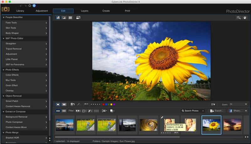 PhotoDirector Ultra