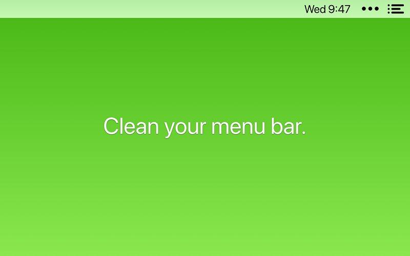 Bartender 4 Mac