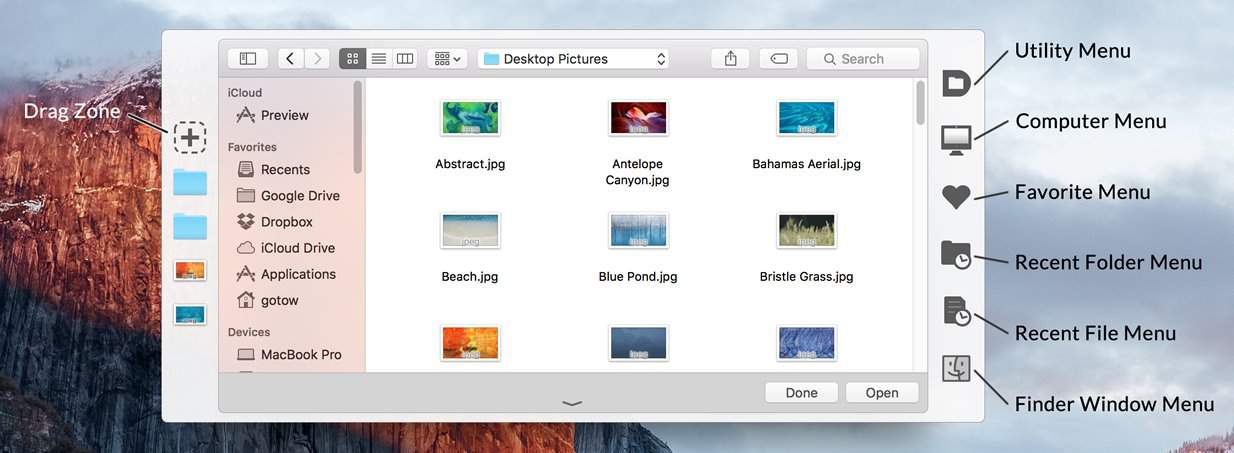 Default Folder X Mac Crack