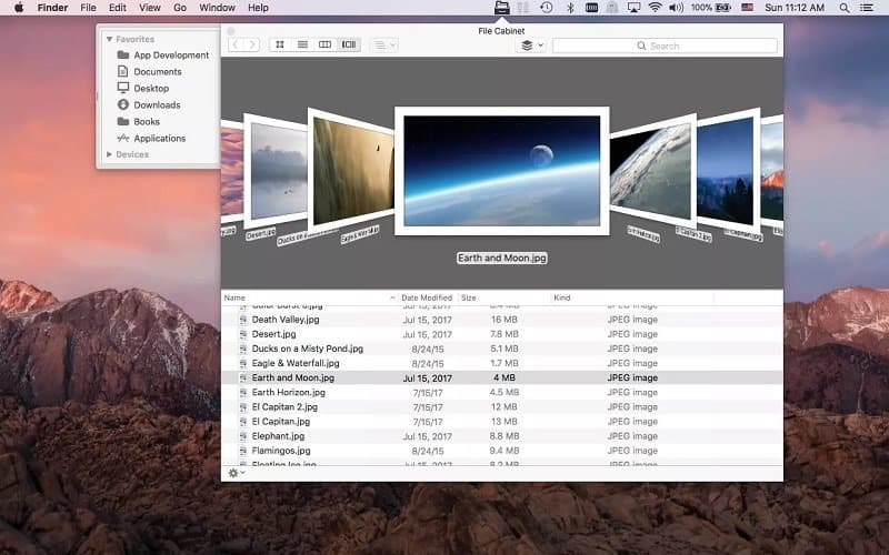 File Cabinet Pro macOS