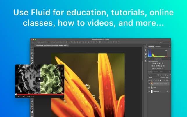 Fluid Browser macOS