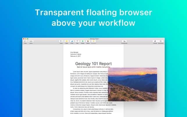 Fluid Browser Mac