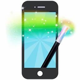 Xilisoft iPhone Magic Platinum Logo