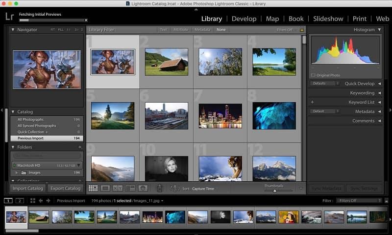 Adobe Lightroom Classic Mac Crack