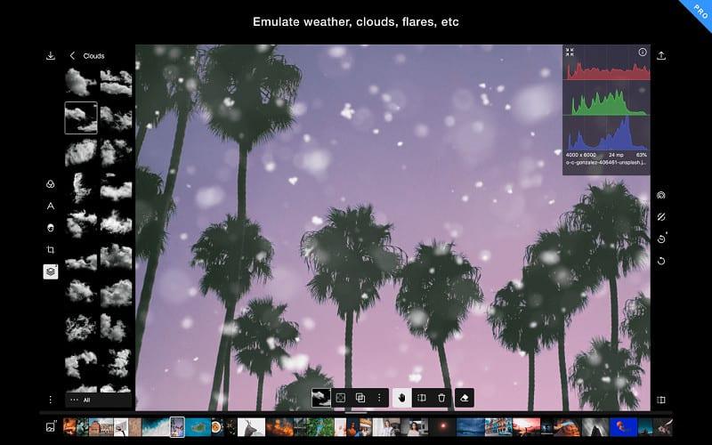 Polarr Photo Editor Pro Mac