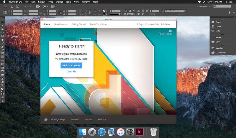Adobe Indesign Mac Crack