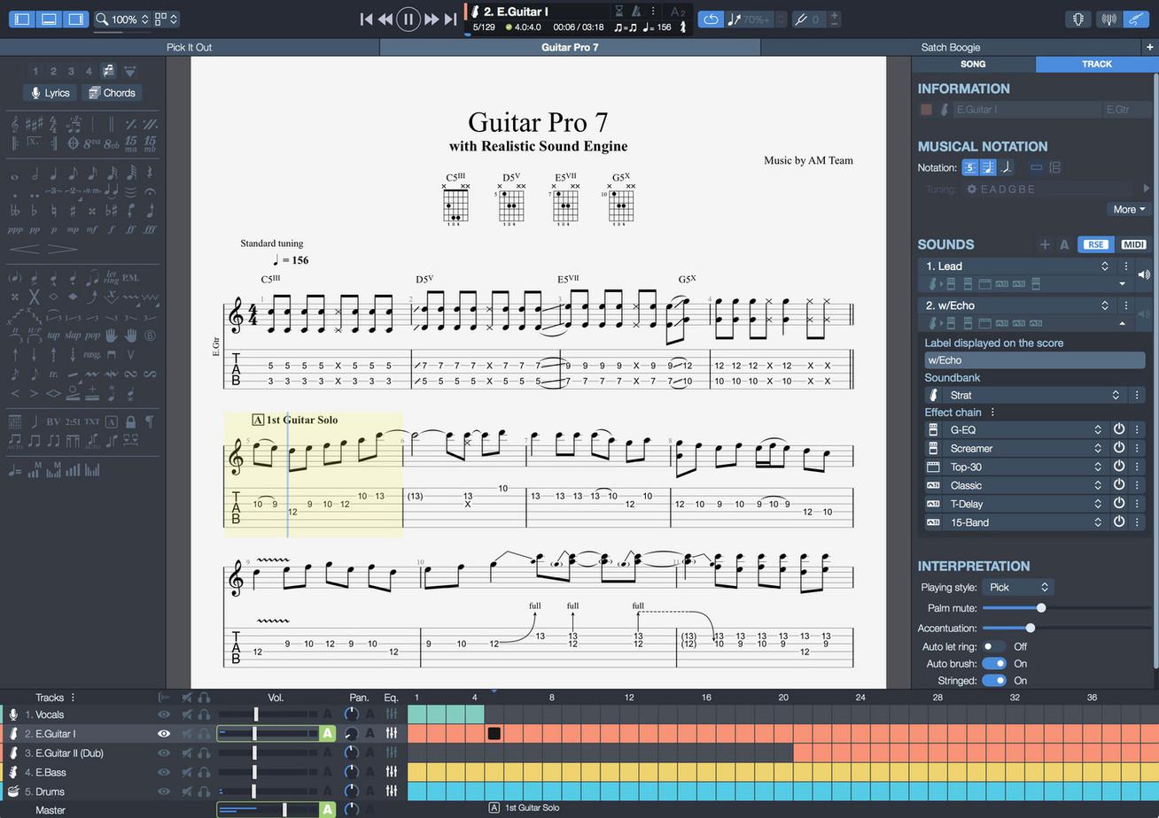 Guitar Pro Mac Download