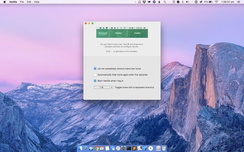 Vanilla Pro Mac