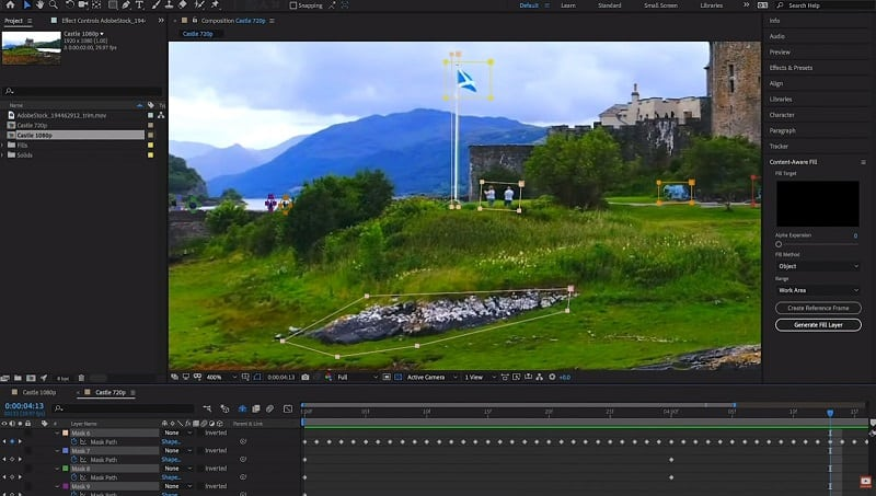 Adobe After Effects Mac