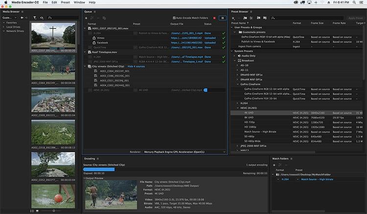 Adobe Media Encoder Mac Torrent