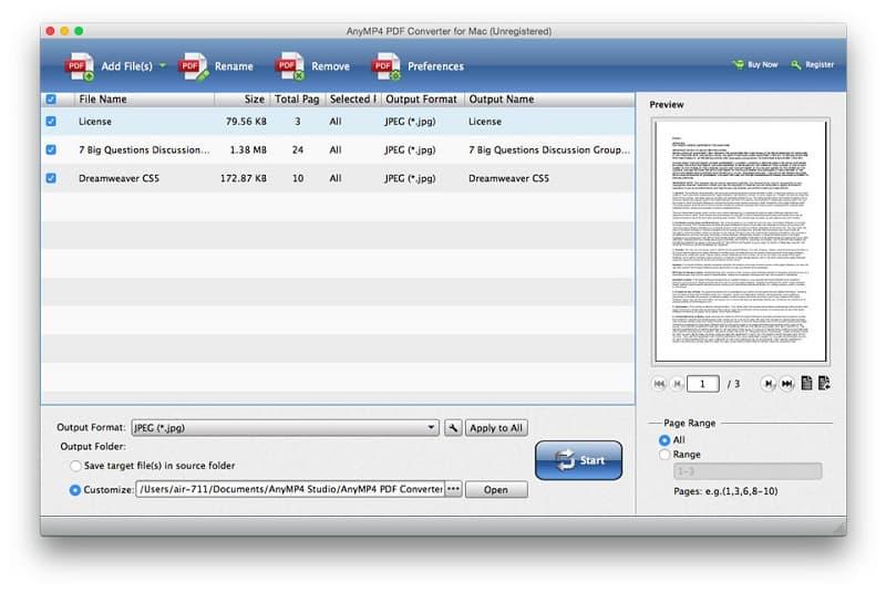 AnyMP4 PDF Converter Logo