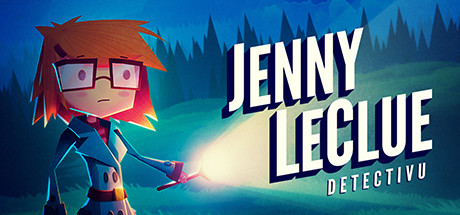 Jenny LeClue Cover