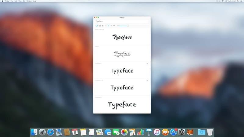 Typeface Mac Torrent