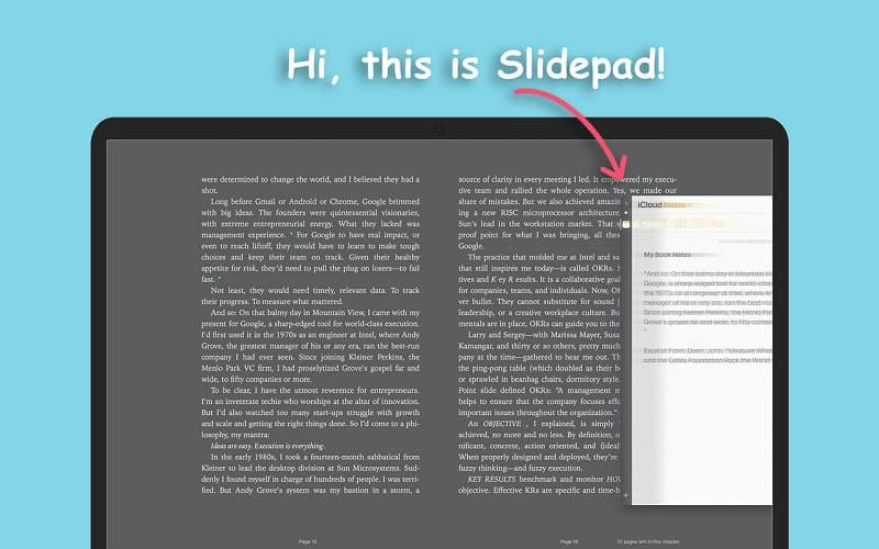 Slidepad Crack Mac