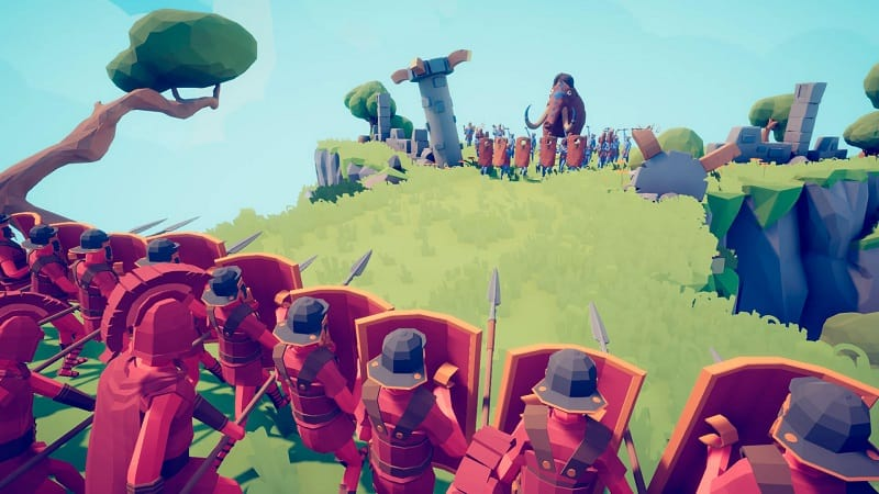 TABS - Totally Accurate Battle Simulator