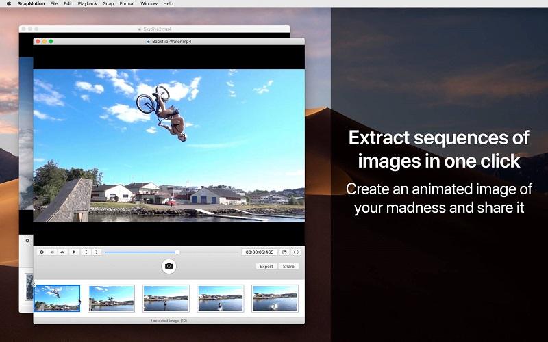 SnapMotion Pro