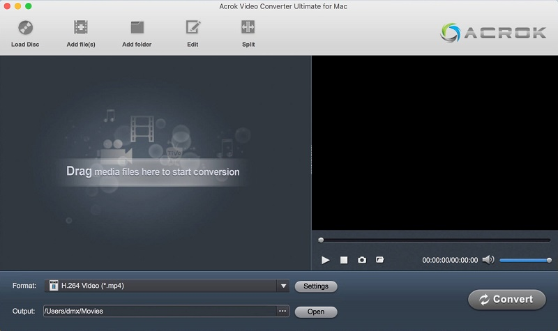 Acrok Video Converter