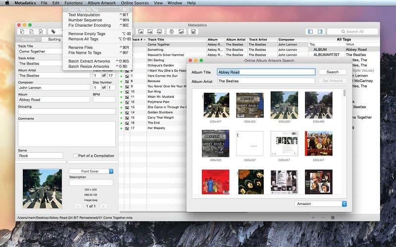 Metadatics Mac