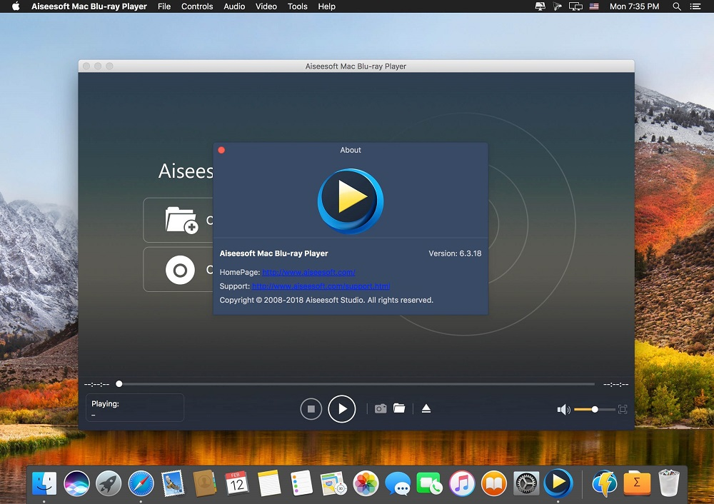 Aiseesoft Mac Blu-ray Player for Mac