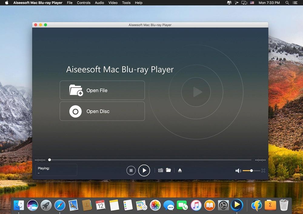 Aiseesoft Mac Blu-ray Player