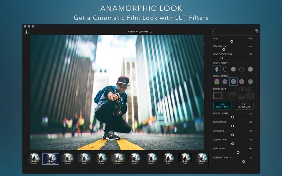 Anamorphic Pro Mac