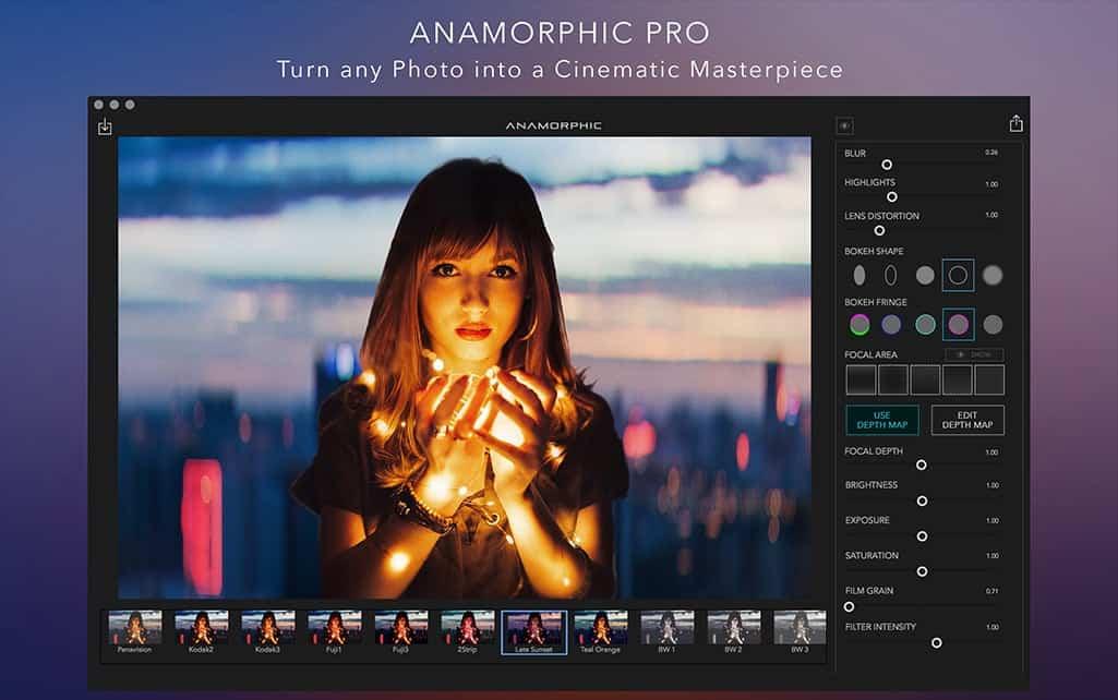 Anamorphic Pro