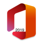 Microsoft Office 2019 for Mac Logo