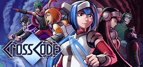 CrossCode Cover