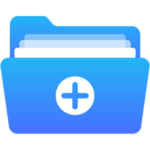 Easy New File Mac Logo