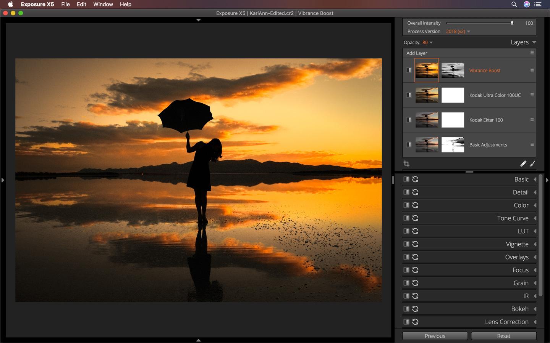 Exposure X6 Mac
