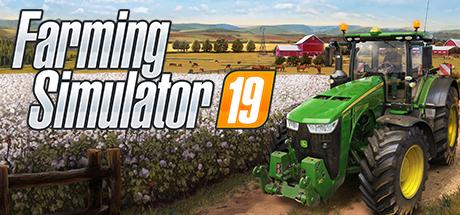 Farming Simulator 19 Cover