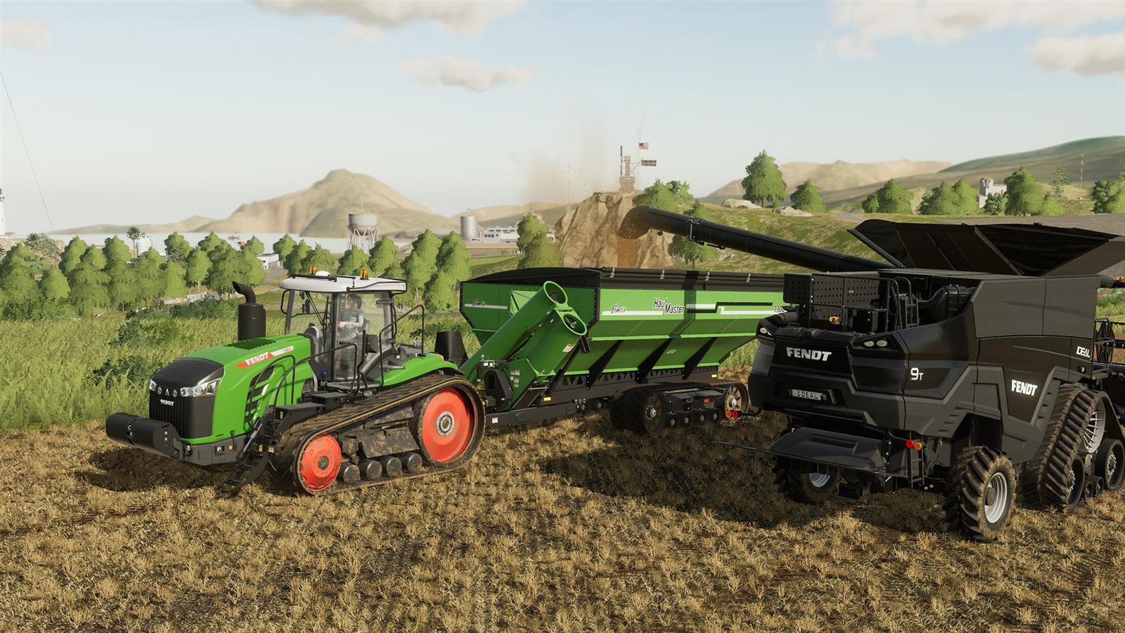 Farming Simulator 19 Mac Download