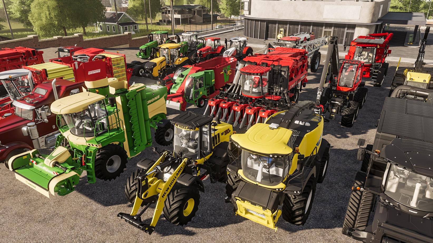 Farming Simulator 19 mac
