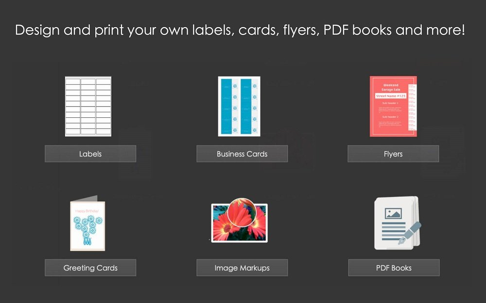 Orion Label And Print Studio macOS