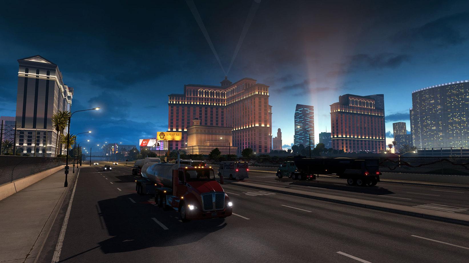 American Truck Simulator macOS