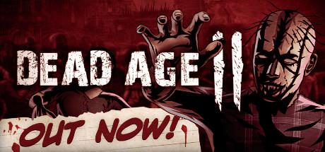 Dead Age 2 Cover