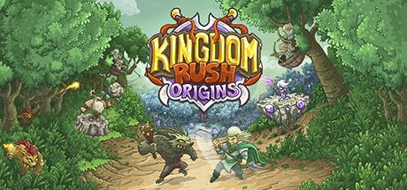 Kingdom Rush Origins Cover
