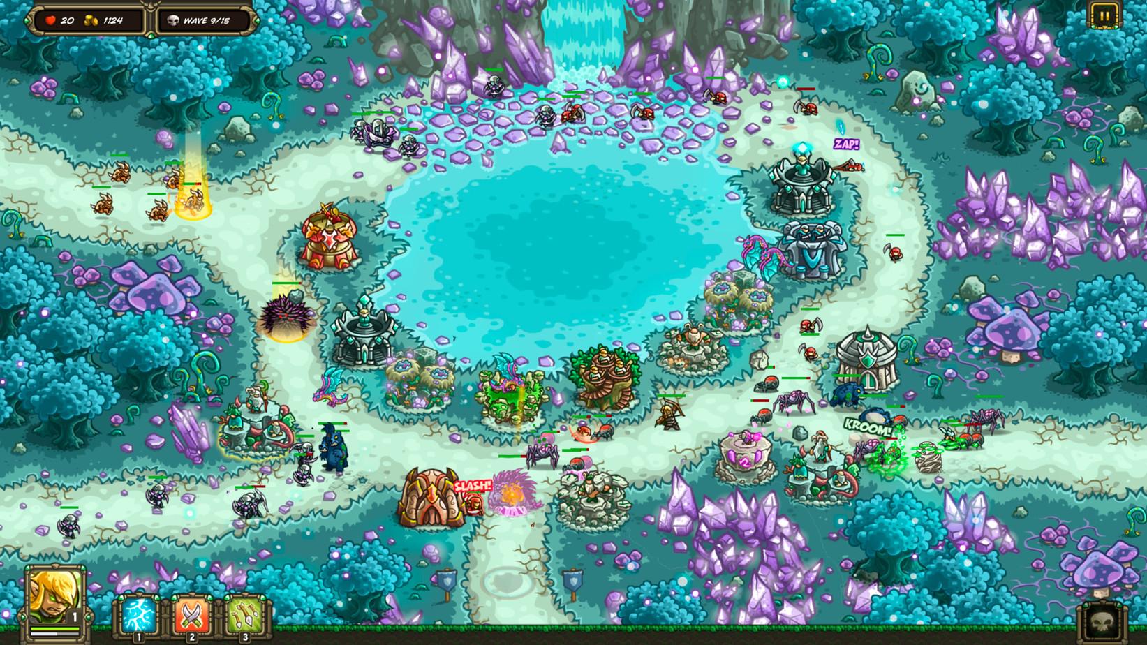 Kingdom Rush Origins Mac