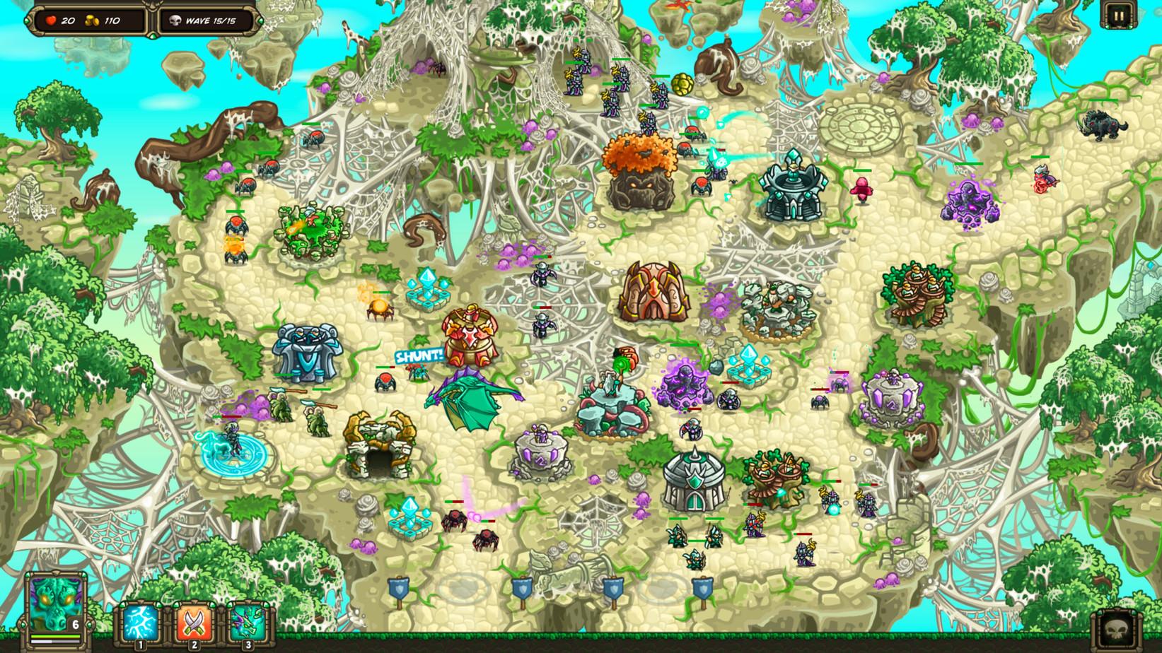 Kingdom Rush Origins macOS
