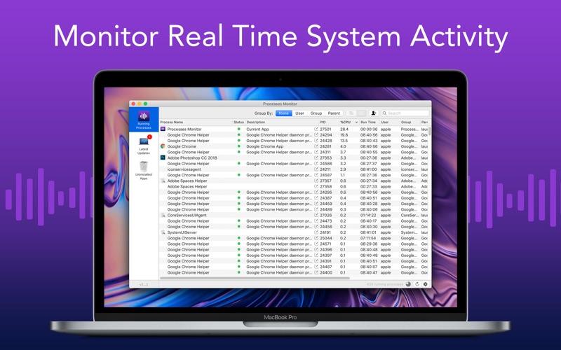 Processes Monitor