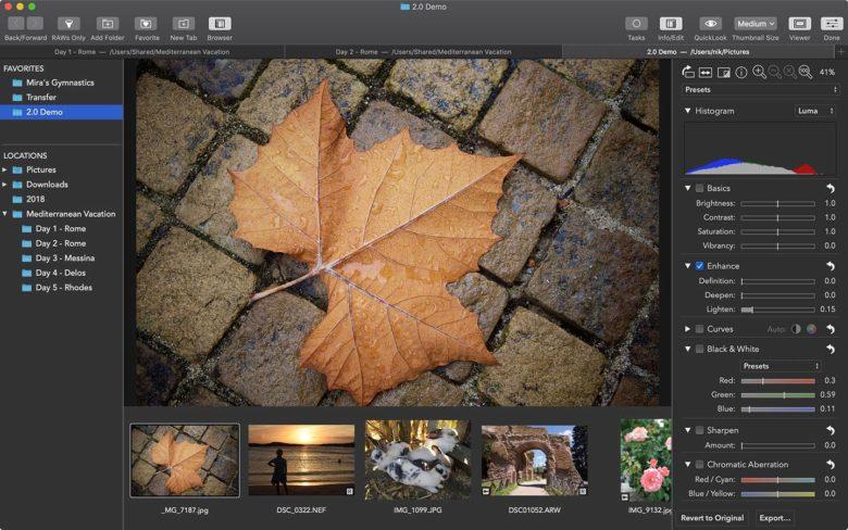 RAW Power Mac App