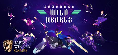 Sayonara Wild Hearts Cover