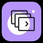 Movavi Slideshow Maker Logo