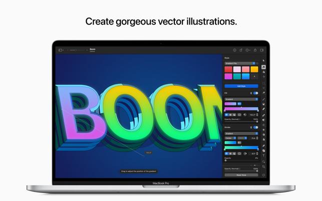 Pixelmator Pro macOS