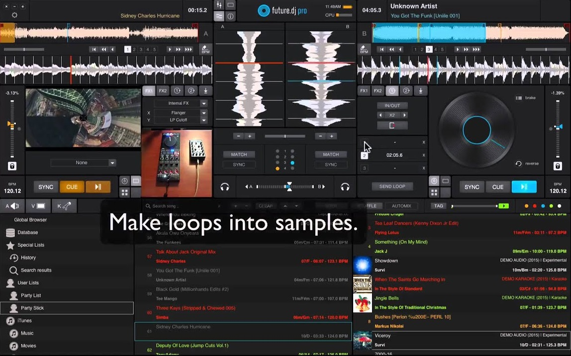 XYLIO Future DJ Pro