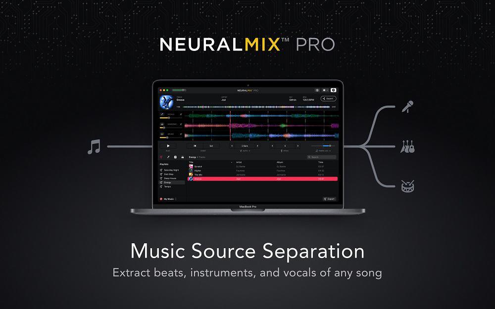 Algoriddim Neural Mix Pro